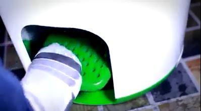 VIDEO/ Lavatriçe pa korent, shikoni si funksionon shpikja që kursen faturën e energjisë