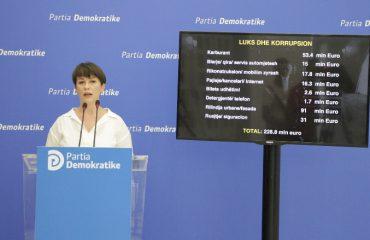 PD: Korrupsioni në nivele alarmante, Rama i dha klientëve 70 mln euro tendera pa garë