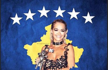 Rita Ora: Trofeu MTV, ndihem kaq krenare!