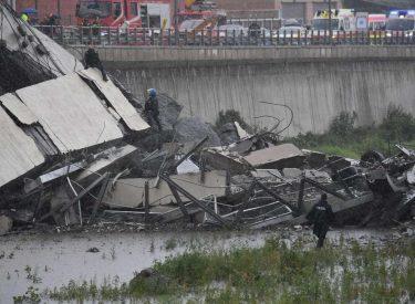 Ngjarja tragjike në Genova, rritet bilanci: 20 të vdekur dhe 13 të plagosur rëndë