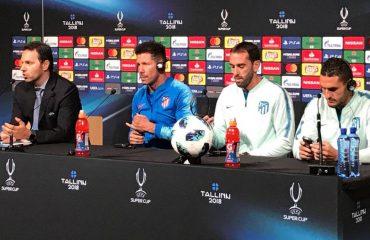 Intervista, Simeone flet para Superkupës mes Realit dhe Atletikos