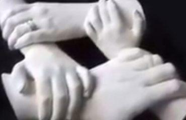 Doni të bëni skulpturë me duart tuaja? Po të shikoni videon, do mësoni një mënyrë të thjeshtë