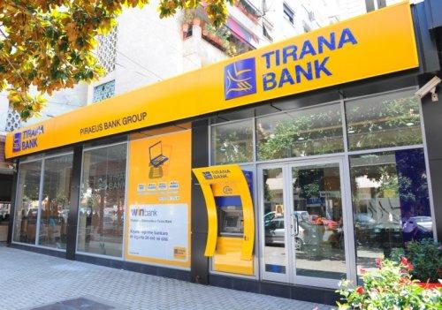 Balfin Grup forcon pozitat, blen Tirana Bank për 57 mln euro