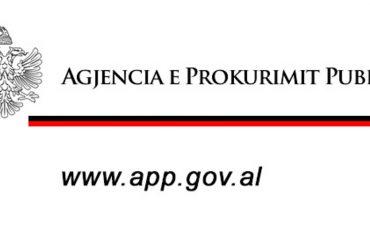 Public Procurement Agency raises the alarm regarding abuses with tenders