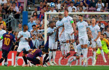 """CHAMPIONS LEAGUE/ Inter përmbys Totenhem, Barça i falet """"magjisë"""" Messi"""
