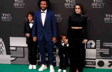 """Marcelo e familja, """"kopje"""" e Modriç"""