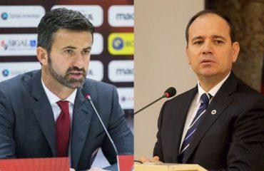 """Nuk ndalet """"inati"""" i trajnerit, Panucci riformulon padinë ndaj Nishanit"""