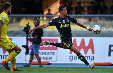 Ronaldo më në fund zhbllokohet, vjen goli i parë me Juven