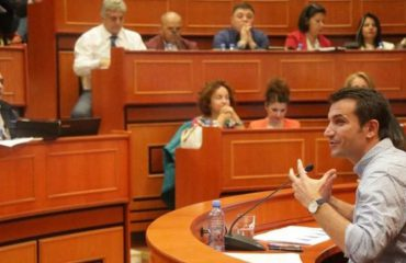 The decision for the Tirana bus terminal is approved, opposition boycotts the meeting