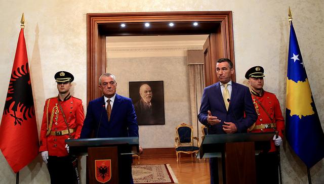 Veseli from Tirana: Kosovo's territory cannot be negotiated!