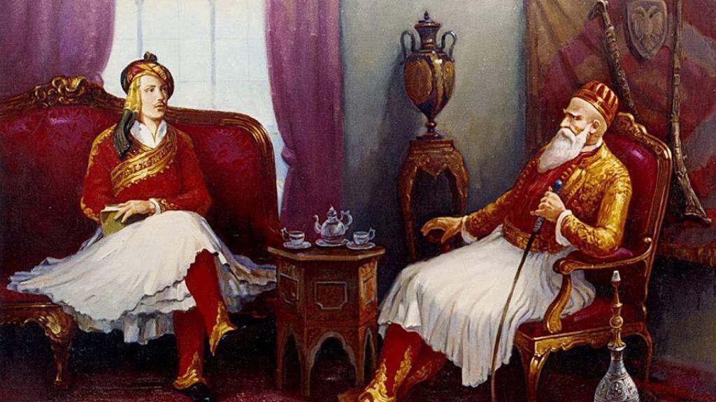 Si e shëroi Lordin Bajron mjeku personal i Ali Pashë Tepelenës