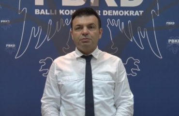 Interview with the opposition's representative, Artur Roshi