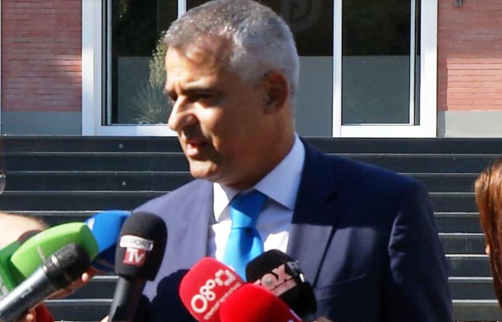 Kreu i PBDNJ, Vangjel Dule viziton 6 grekët e ndaluar në Gjirokastër
