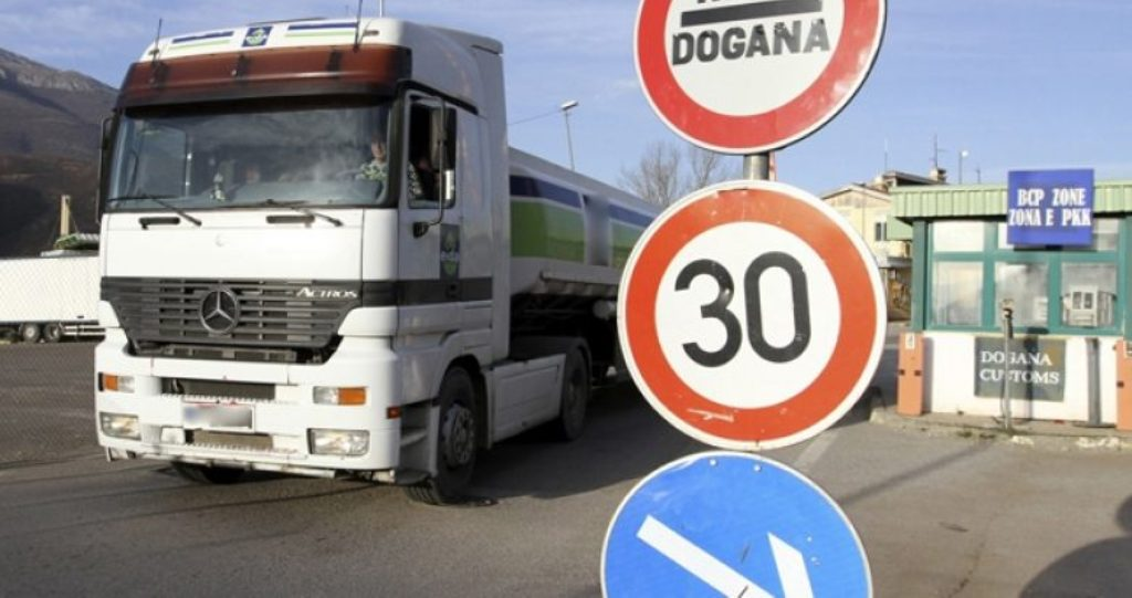Albanian exports to Kosovo go up following tax hike on Serbia
