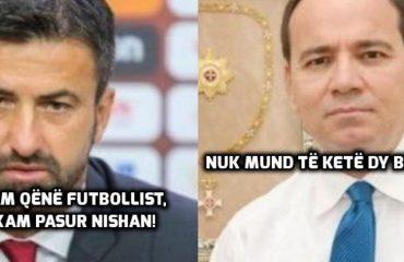 """""""ANTENA JASHTË FAMILJES""""/ Ja përse janë zënë Kristiano Panuçi dhe Bujar Nishani..."""
