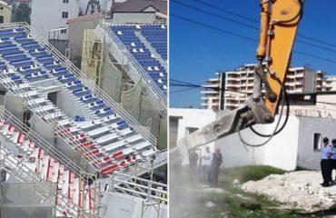 """""""ANTENA JASHTË FAMILJES""""/ Flet shoqja Dallëndyshe Bici: Do prishim stadiumin """"Loro Boriçi""""!"""