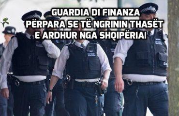 """""""ANTENA JASHTË FAMILJES""""/ Foto-Lajm: Policia italiane falënderon Shqipërinë për drogën!"""
