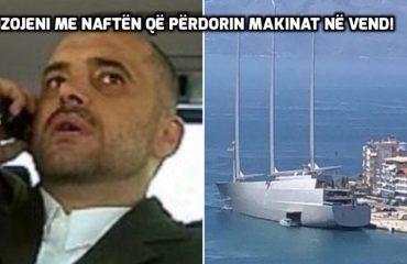 """""""ANTENA JASHTË FAMILJES""""/ Flet shoku Kryeministër: Ujërat e detit në Sarandë, do t'i kalojnë Korfuzit..."""