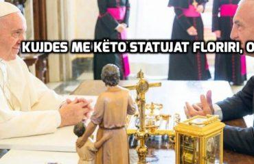 """""""ANTENA JASHTË FAMILJES""""/ Flet shoku Ilir Meta: Papa mëtha mos hani vetëm ju, por dhe të tjerët"""