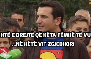"""""""ANTENA JASHTË FAMILJES""""/ Flet shoku Arbër Mazniku: Biletat për fëmijë do të..."""