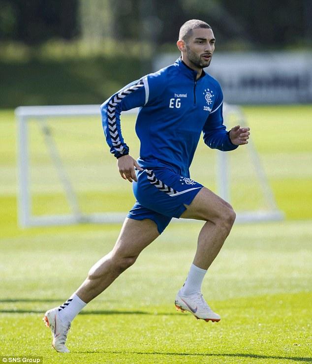 Skuadra e Rangers sqaron Eros Grezdën për fatin e tij