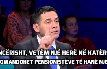 """""""ANTENA JASHTË FAMILJES""""/ Arben Ahmetaj: E kemi bërë ekonominë, si gjeli i detit"""