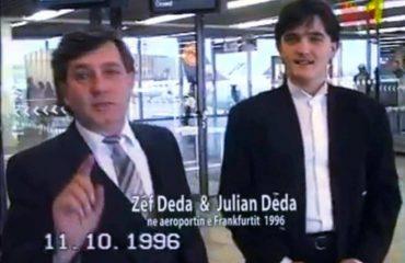 Julian Deda zbulon foton e '96 kur u kthye nga emigracioni me të atin, zbulon dy anët e medaljes
