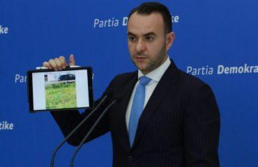 """Opozita kallëzon penalisht kryebashkiakun Veliaj: 2,6 milionë euro për 400 pisha, sërish përfituese """"Fusha"""""""