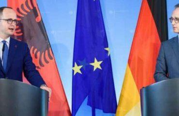 Ministri i Jashtëm gjerman viziton Tiranën: Nuk ka automatikisht negociata në 2019, duhen rezultate me reformat