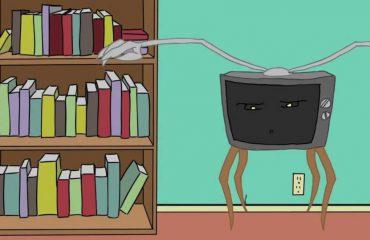 """Braktisen bibliotekat, shqiptarët """"mësojnë"""" nga mediat"""