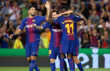 Messi me Dembele e Suarez në sulm, a premton të jetë i njëjti golashënues?