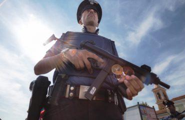 Kërkohej në Gjermani, arrestohet në Itali grabitësi 22-vjeçar shqiptar