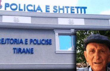Largohet nga banesa 84-vjeçar në Tiranë, familjarët kërkojnë ndihmë në polici