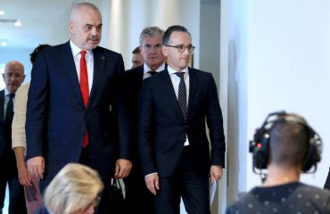 Gjermania: Të gatshëm që ta mbështesim Shqipërinë në rrugën e integrimit drejt BE
