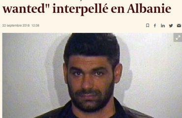 """""""Një nga kriminelët më të rrezikshëm në Europë"""", mediat belge jehonë arrestimit të Safet Bajrit"""