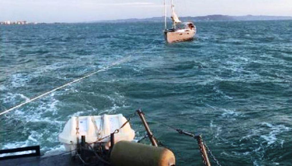 Mbeti në mes të detit, shpëtohet anija turistike gjermane