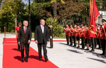 Princi i Monakos, Alberti II, vizitë shtetërore në Tiranë