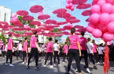 """""""Kërcejmë për jetën"""", aktivitet për kancerin e gjirit"""