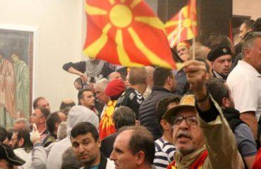 MAQEDONI/ Opozita kërkon amnisti për të akuzuarit e 27 prillit