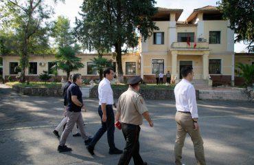 Veliaj: Zona e Gardës do t'u kthehet qytetarëve të Tiranës