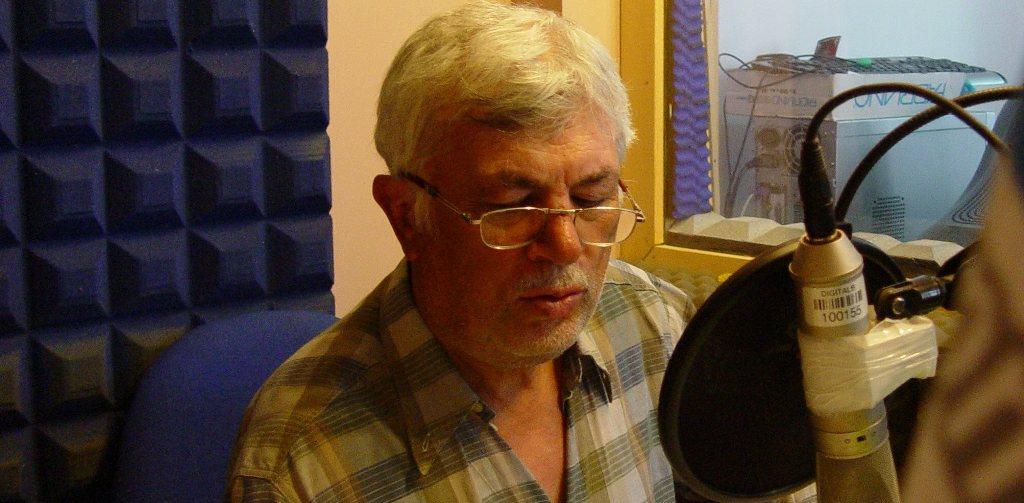Xhelil Aliu: Rastësia më mori për dore e më çoi në Radio Tirana