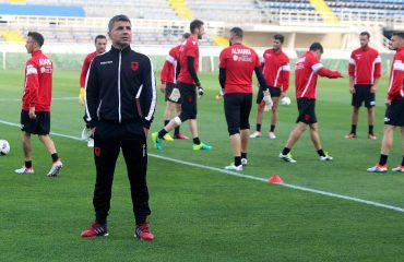 """Kombëtarja U-21/ Shqipëria pret Spanjën, kuqezinjtë e vegjël në kërkim të """"shansit"""" të Vrionit"""