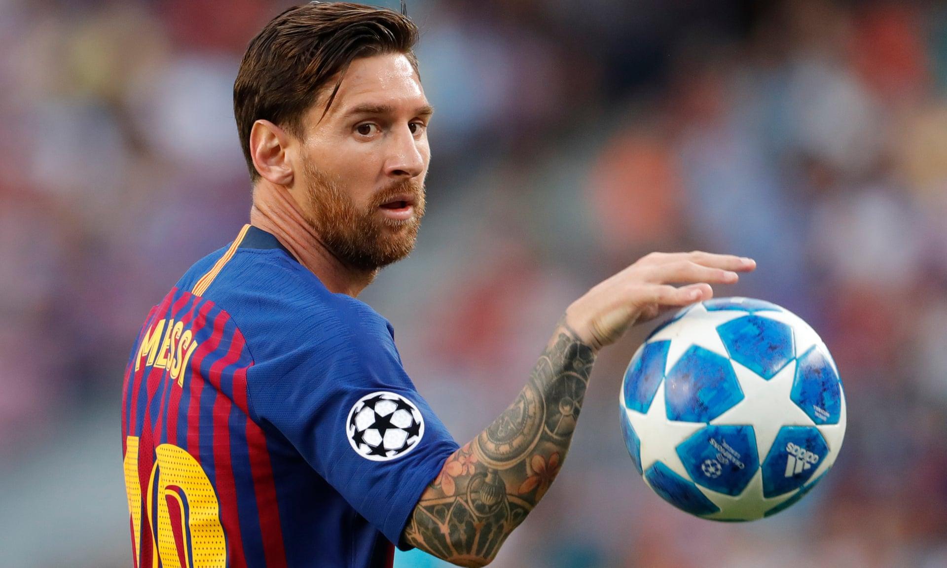 """Messi si një """"robot"""", garon me veten dhe shokët!"""