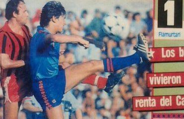 Ahmet Shqarri: Dy ndeshje, dy barazime, kur Flamurtari ecte si fitimtar në Barcelonë...