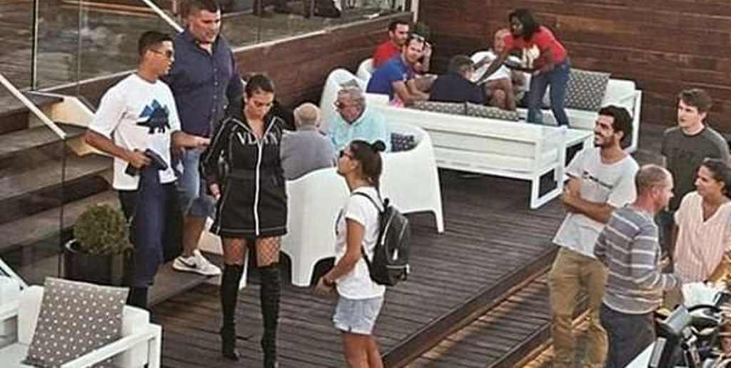 """Pas akuzave, Ronaldo """"zbarkon"""" në Lisbonë"""