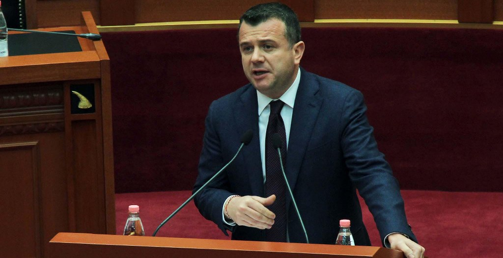 Balla: Rama is a temporary Foreign minister, Cakaj will replace him