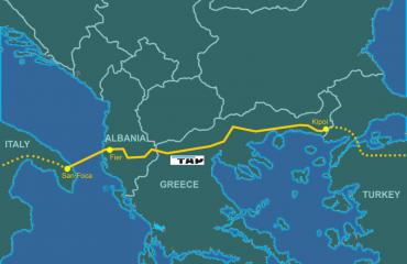 TAP nis punimet për ndërtimin e seksionit detar që lidh Shqipërinë me Italinë