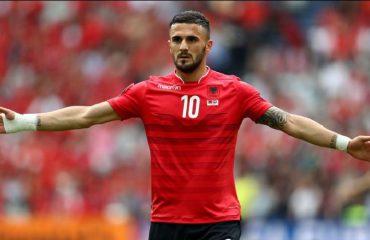Sadiku e Balaj idhujt e Vrionit te Shqipëria, Inter ëndrra e tij në Seria A