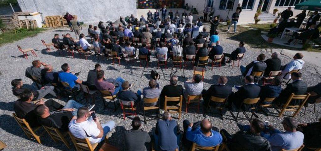 """DEKLARATA/ Basha """"zbulon skemën"""" e opozitës: Zgjedhje parlamentare bashkë me ato vendore"""