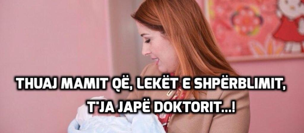 """""""ANTENA JASHTË FAMILJES""""/ Flet shoqja Ogerta Manastirliu: Të na rrojë Edi Rama, se nga Selaniku do vijnë për të lindur në Korçë"""